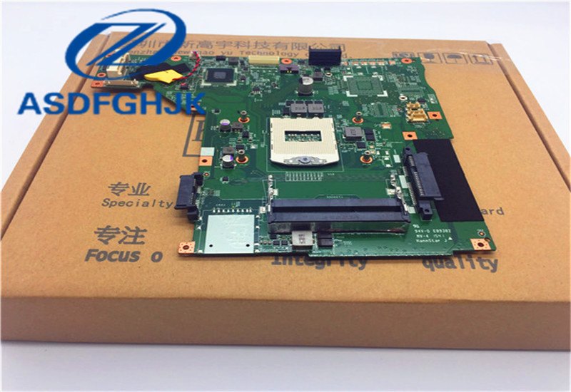 цена For MSI CX70 GP70 Laptop MOTHERBOARD MS-17581 VER 1.0 VER 1.1 MS-1758 100% WORK PERFECTLY