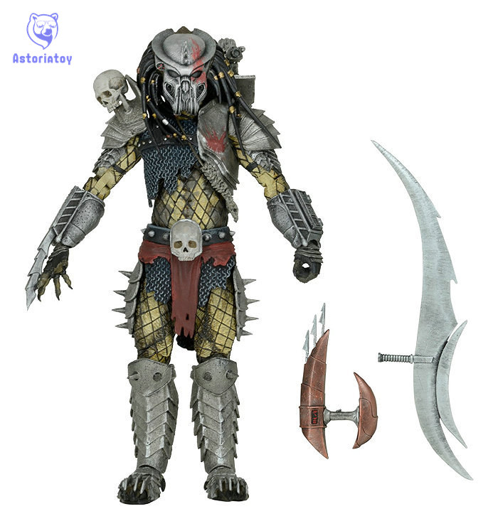 NECA Predators PVC Action Figure Collectible Model Toy 21cm neca a nightmare on elm street 2 freddy s revenge 3 dream warrior freddy krueger pvc action figure collectible model toy 50cm