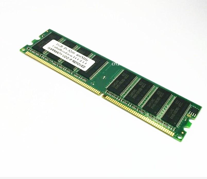 Μάρκα Νέο σφραγισμένο DDR1 1GB 400MHz PC-3200 - Στοιχεία υπολογιστών - Φωτογραφία 3