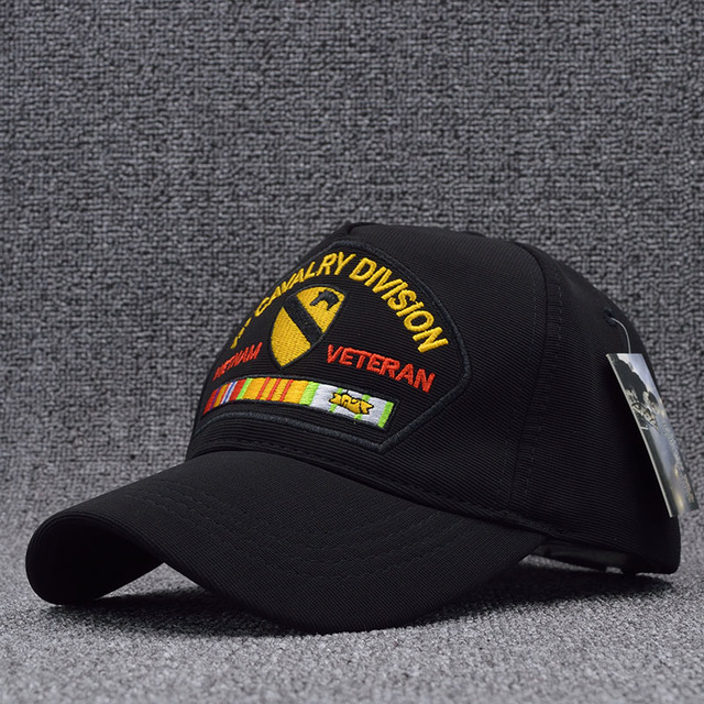 Caval Divison  Baseball Cap