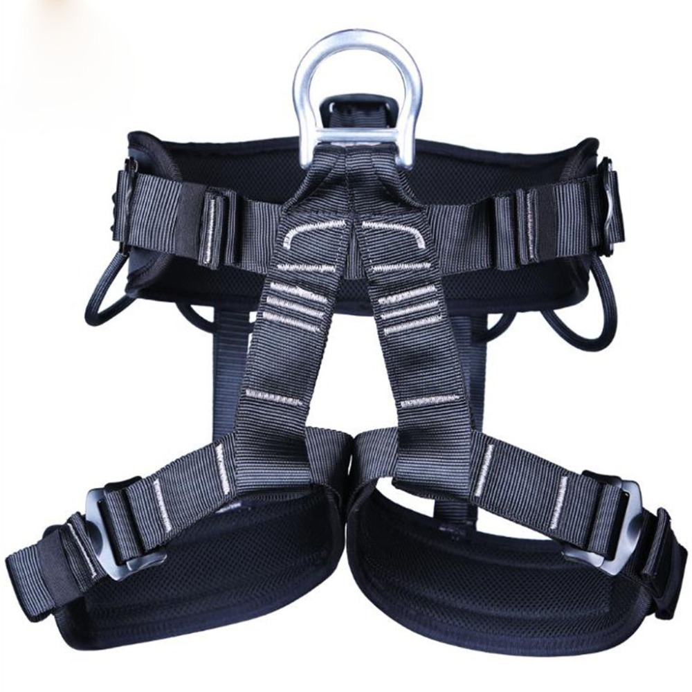 Image 4 - XINDA TUPA Outdoor Tree Surgeon Arborist Rock Climbing Harness Falling Protection Safety Belt Rappelling Escalade Equipment-in Climbing Accessories from Sports & Entertainment