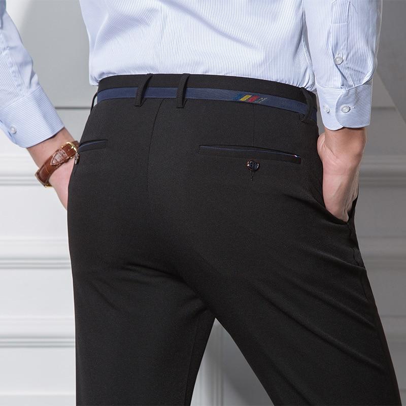 Traje de moda de lujo para hombre Pantalones de vestir para hombre - Ropa de hombre
