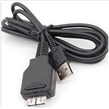 Cable de datos USB para cámara Sony VMC MD2 DSC H20 DSC H55 DSC W210DSC T500 DSC W230 DSC W270/B DSC W275/L