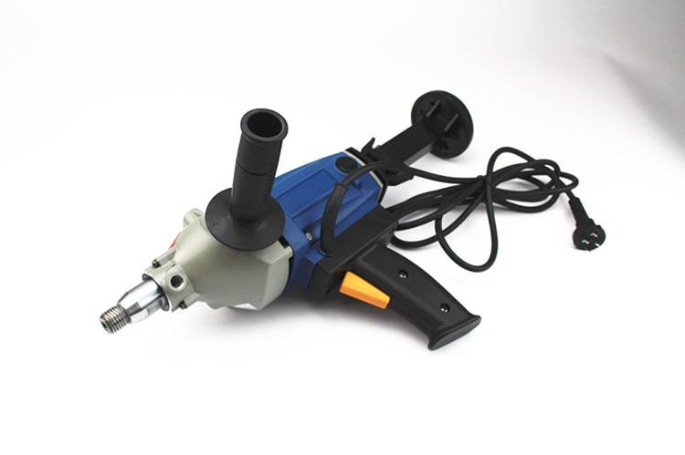 Wiertnica diamentowa 90 mm ze źródłem wody (ręczna) Wiertarka do - Elektronarzędzia - Zdjęcie 3