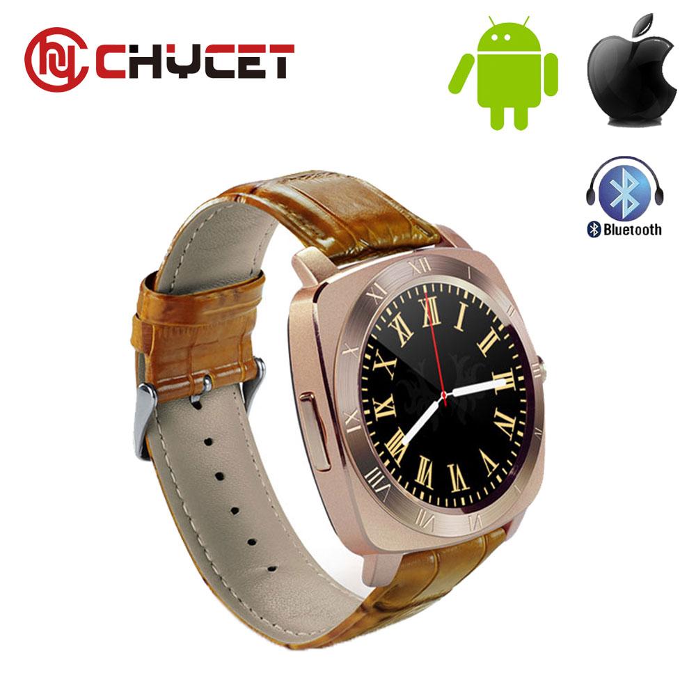 2017 New Smart Watch X3 Smartwatch Pedometer Fitness Clock Camera SIM Card Mp3 Player man for
