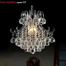 Luxury Pendant Chandelier Light K9 crystal Indoor light Crystal ceiling Pendant Chandeliers lamp modern Crystal lamp lighting