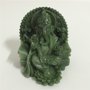 Image 1 - גנש פסל פיל אלוהים בודהה פיסול פסלון מעשה ידי אדם אבן מגולף דקורטיבי פסלי עיצוב הבית Fengshui מתנה