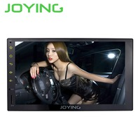JOYING double 2 din car radio Octa Core 4GB+32GB Android 8.1 GPS Navigation tape cassette player Support 4G SIM card DSP Carplay