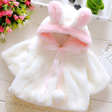 Girls ' outerwear Cute Baby Girl