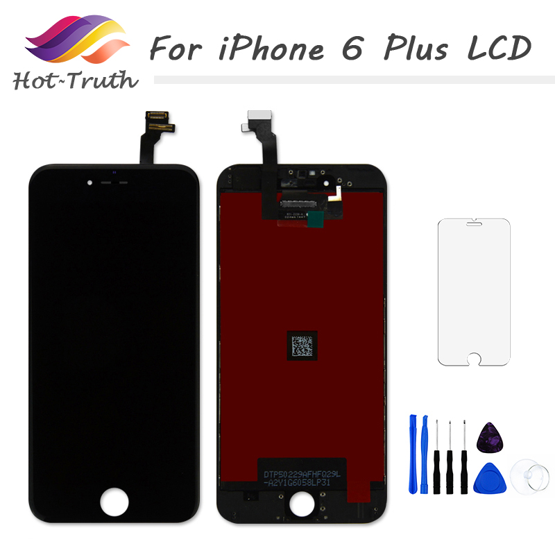 Grade AAA OEM Screen For Apple iPhone 6 PLUS 5.5 A1522 A1524 A1593 Black White LCD Display 3D Touch Screen Digitizer AssemblyGrade AAA OEM Screen For Apple iPhone 6 PLUS 5.5 A1522 A1524 A1593 Black White LCD Display 3D Touch Screen Digitizer Assembly