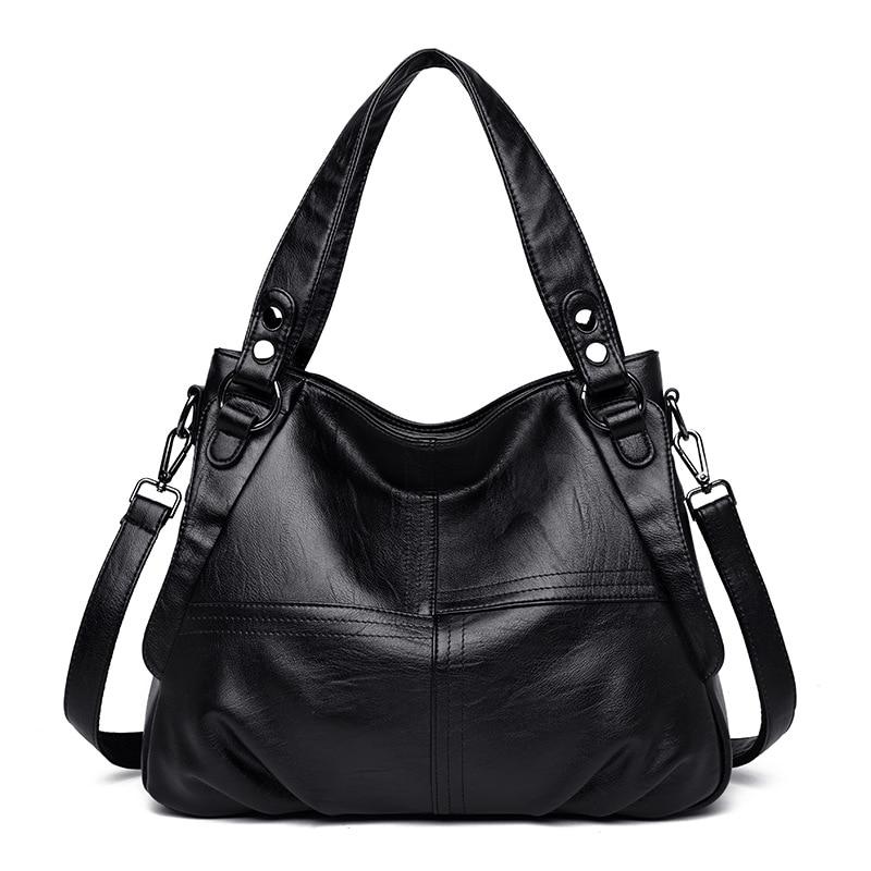 Couro para Mulheres Bolsa de Alta Designer de Moda Bags para as Senhoras de Luxo Bolsa de Ombro Bolsas de Mão Genuíno Qualidade Grande Tote 2019