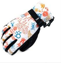 Men Ski Gloves Winter Women Snowboard Windstopper Snowmobile Waterproof Gants Femme Christmas Gift Sport Shop Online