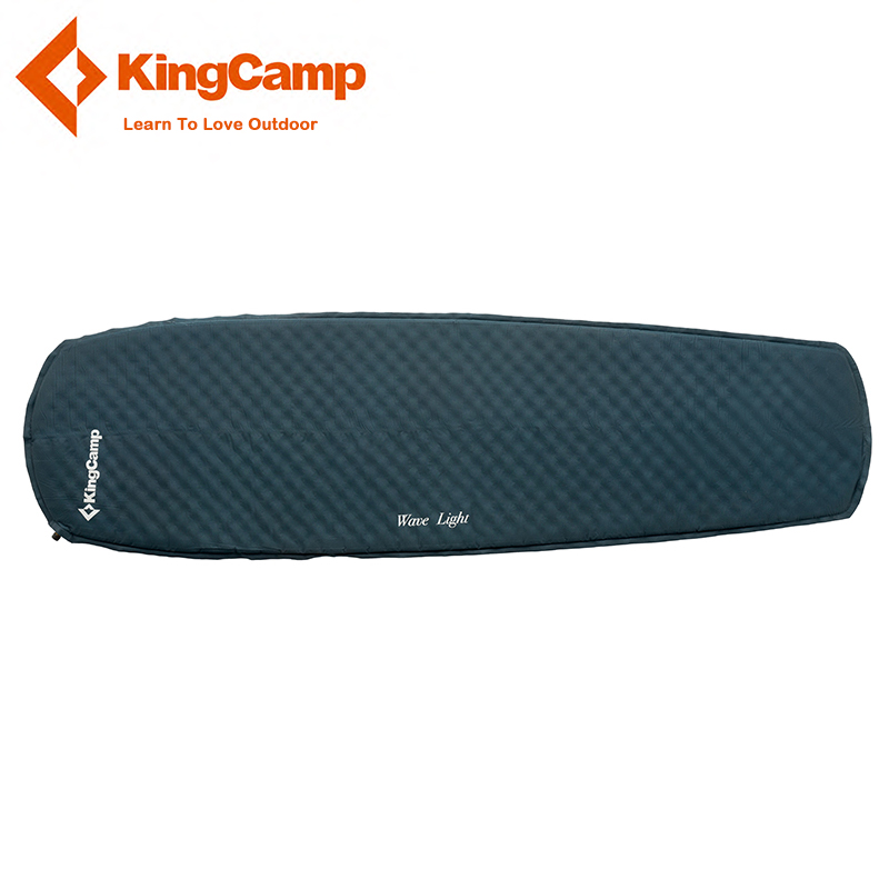 KingCamp Self Inflating Camping Mat Ultralight Anti slip TPU Oxford Fabric Durable Hot Selling High Quality Air Bed for Picnic-in Camping Mat from Sports & Entertainment    1
