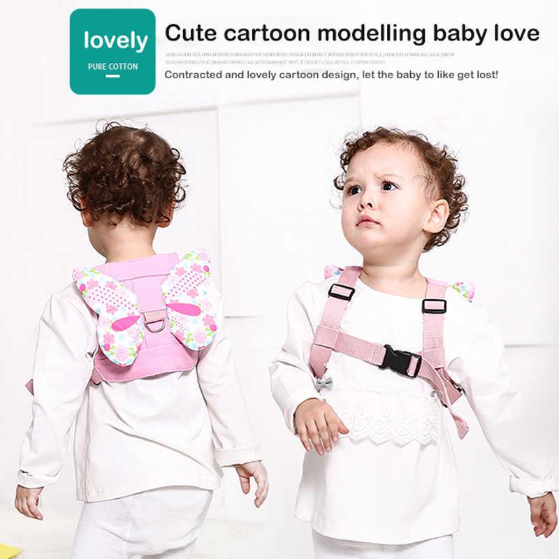 Baby Kids Safety Wing Walking Harness Infant Anti-lost Belt Backpack Reins UK