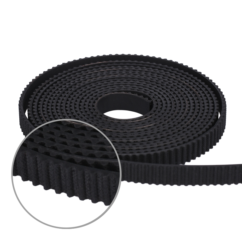 10M GT2-6mm Open Timing Belt Width 6mm GT2 Belt Synchronous Belt 3D Printer Gear 2GT Timing Belt For 3D Printer GT2 Pulley