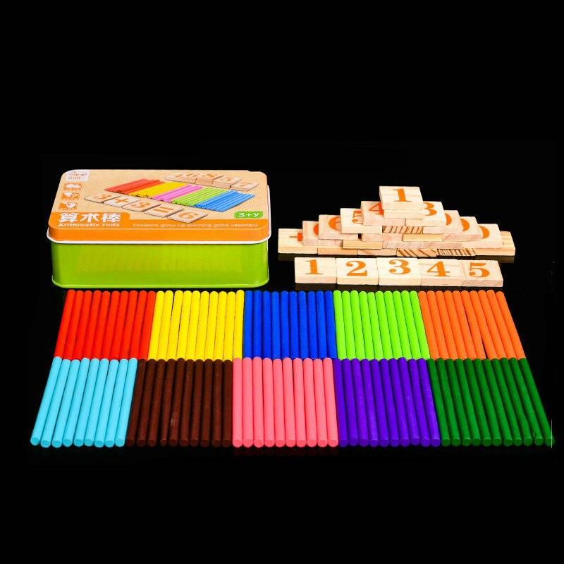 Besplatno dostave Djeca računati barovi / šipke aritmetika / djeca - Obrazovanje i osposobljavanje - Foto 1