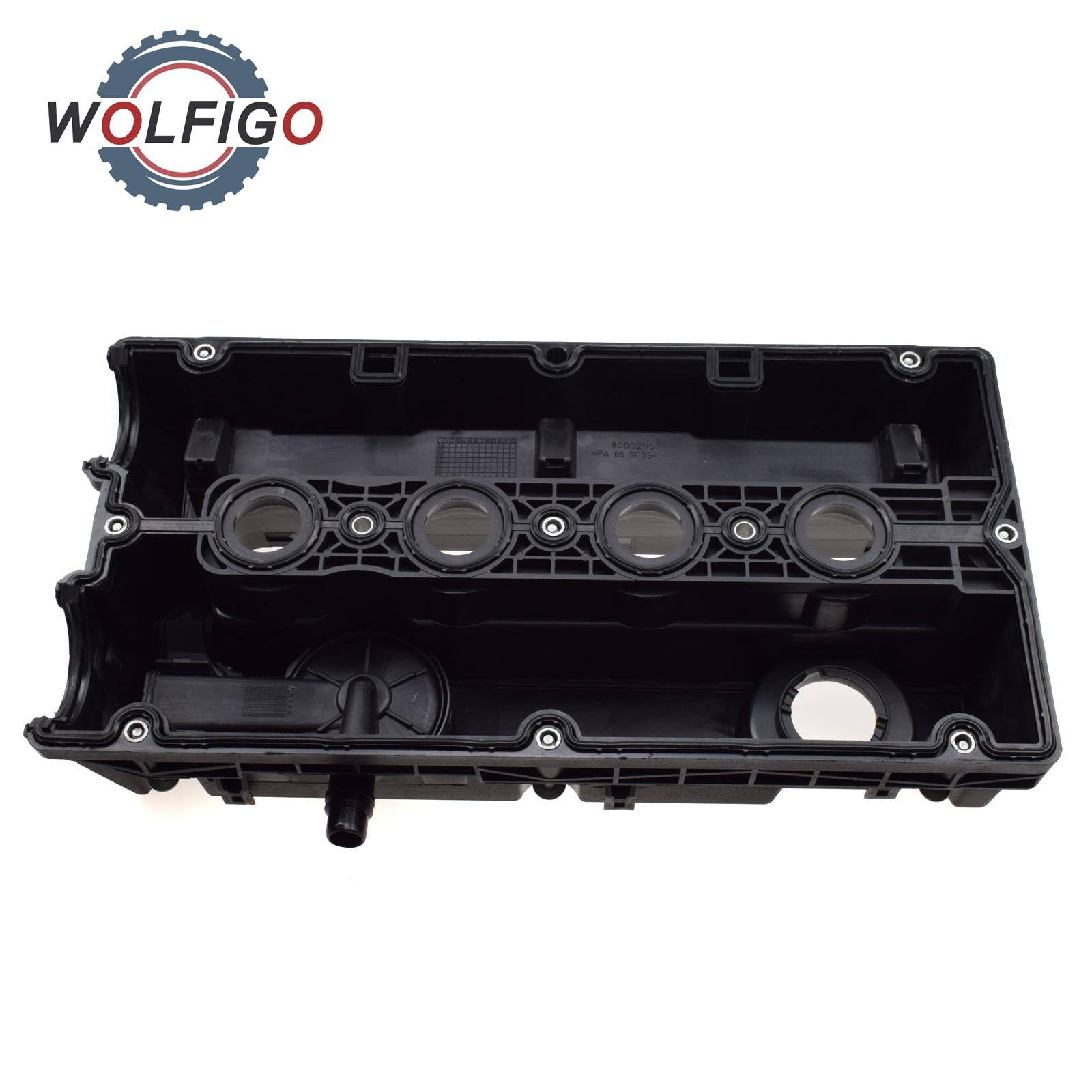 hight resolution of wolfigo cam rocker engine valve cover z16xep 1 6l 55556284 5607159 for vauxhall astra g mk4