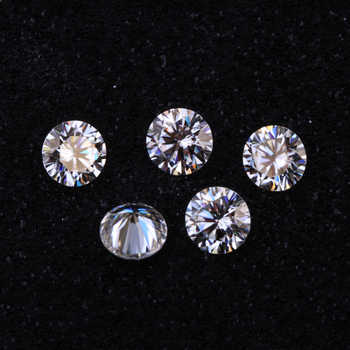 Wholesale Loose Moissanites Test as real 3ct 9mm Round Brilliant Cut CHARLES&COLVARD Genuine Moissanite stone - DISCOUNT ITEM  5% OFF All Category