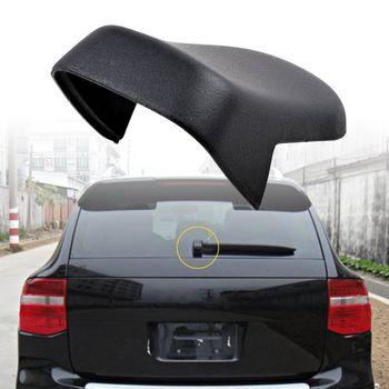 BBQ@FUKA 20Pcs New Car Rear Hatch Window Wiper Switch Cap Nut Cover Fit For 2004-2010 Porsche Cayenne