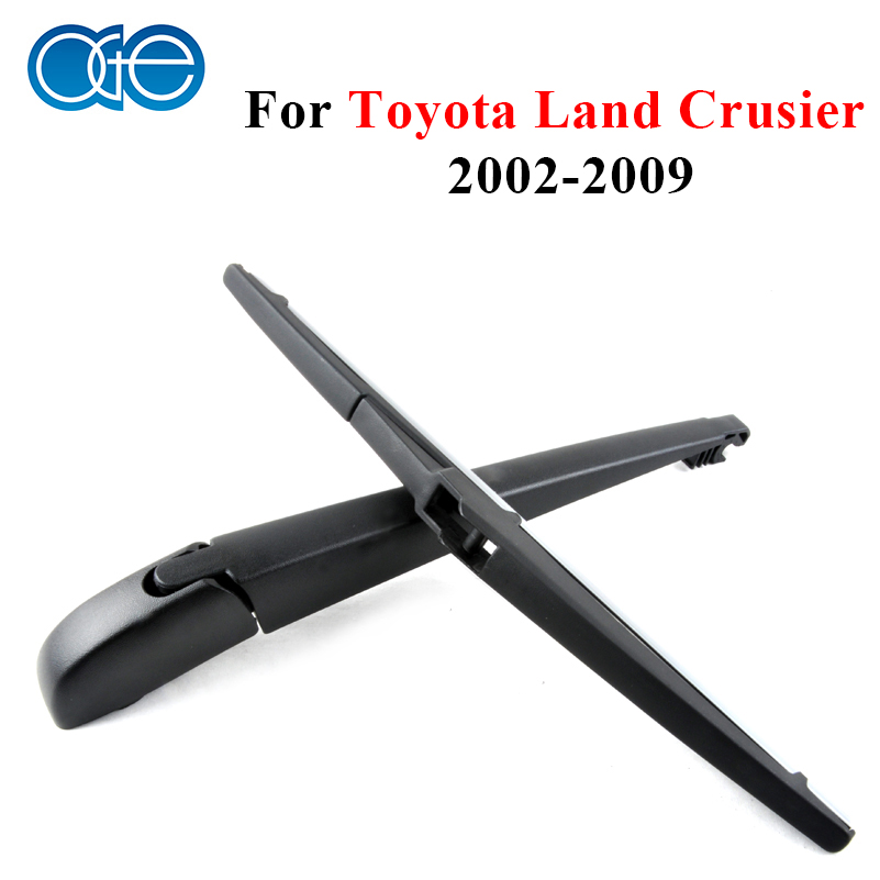 Oge 12 Rear Wiper Arm And Blade For Toyota Land Crusier Cruiser 2002 2003 2004 2005 2006 2007 2008 2009 Car Accessaries