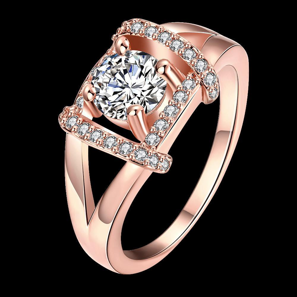 cz cute women wedding big white stone rings setting zirconia large bands color silver design pin brand
