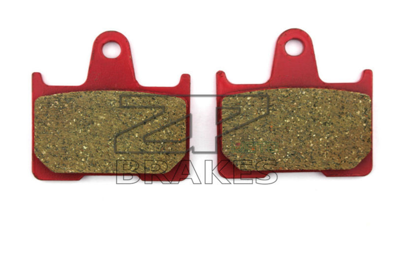 Ceramic Brake Pads For SUZUKI GSF 650 SK5/SK6 Faired Bandit Non ABS 2005-2006 Rear OEM New High Quality ZPMOTO sintering motorcycle brake pads set fit suzuki gsf1250 gsf 1250 bandit abs 2006