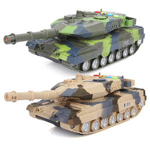 RC Tank Infrared RC Battle Tan