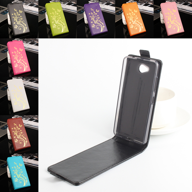 87a8e0608cee For Microsoft Lumia 650 Quality Pattern Leather flip Case Leather Case Flip  Cover About dedicated phone holster Tangjin