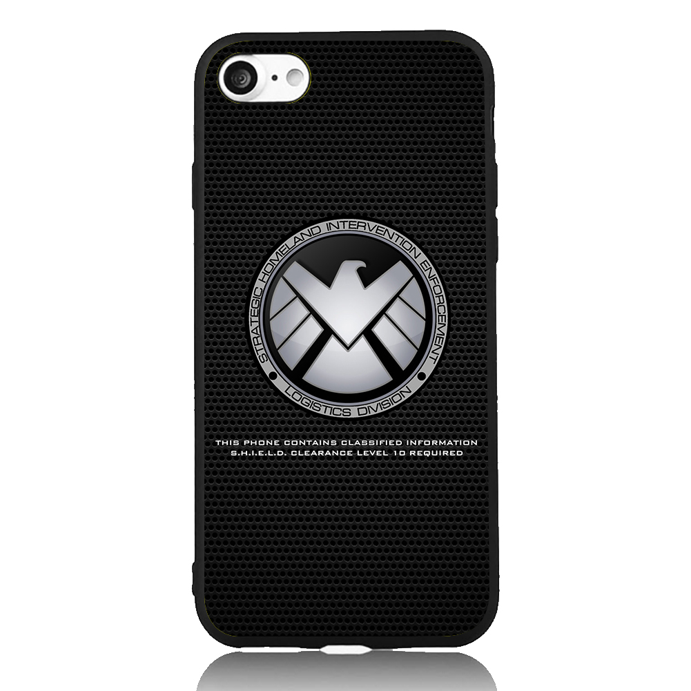 Agents of SHIELD Classic Marvel Comics For iPhone 6 6s 7