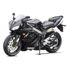 1:12 Scale Maisto Diecast Metal Motorcycles Models, YAMAHA YZF R1 Motorcycles Toy Brinquedos,Toys For Children