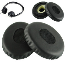 2Pcs/lot Soft Replacement Ear Pads Headband Cushion Black/grey Earpads For Bo-se OE2 OE2i Headphone