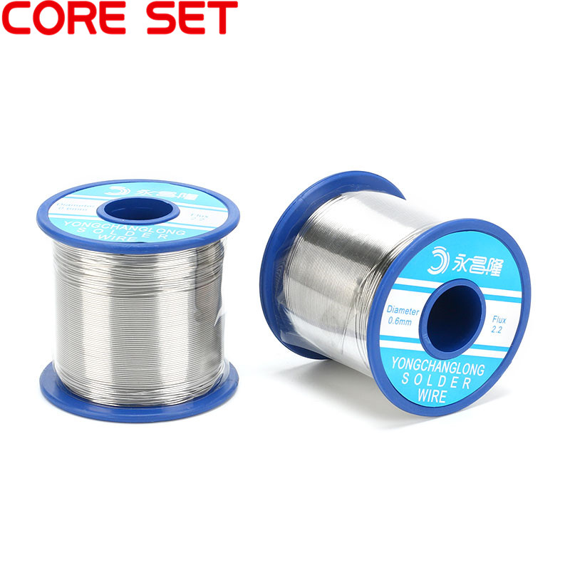 750g 63/37 Tin 0.6/0.8/1.0mm Diameter Flux 2.2 Soldering Tin Solder Wire Rosin Core Tin/Lead Rosin Roll Reel Lead Melt Core 500g 0 5 0 6 0 8 1 0mm tin lead soldering wire solder wire weld accessory