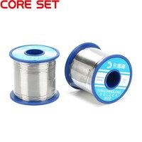 750g 63/37 Tin 0.6/0.8/1.0mm Diameter Flux 2.2 Soldering Tin Solder Wire Rosin Core Tin/Lead Rosin Roll Reel Lead Melt Core