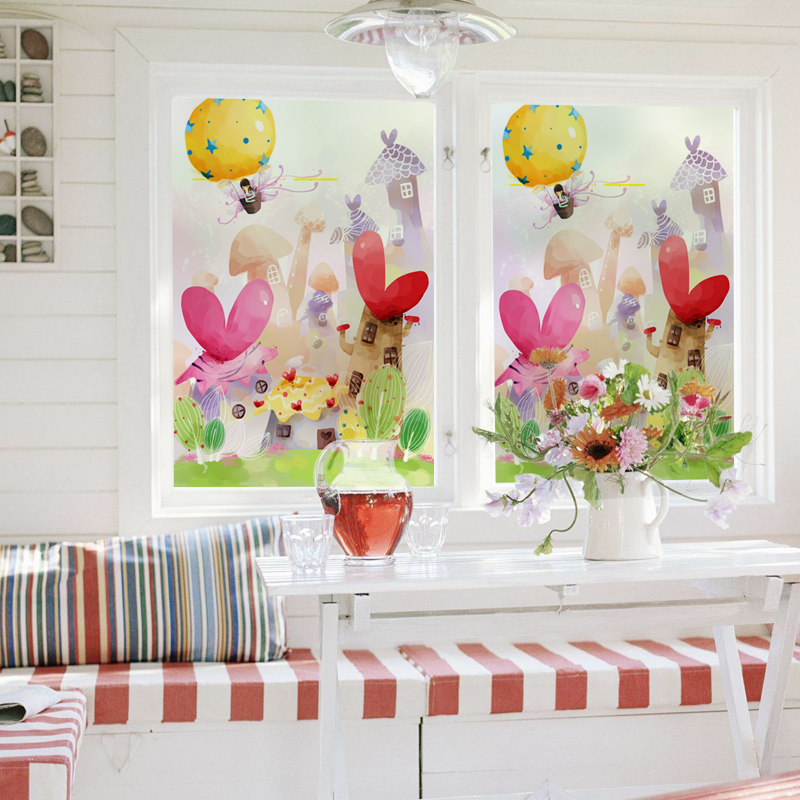 custom decorative window film promotion-shop for promotional