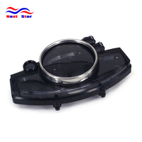 Speedometer Odometer Speed table Instrument shell Meter Case Gauge Cover For YAMAHA YZFR6 YZF R6 2006 2007 2008 2009 2010 2012