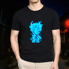 100% Cotton  Naruto T shirts