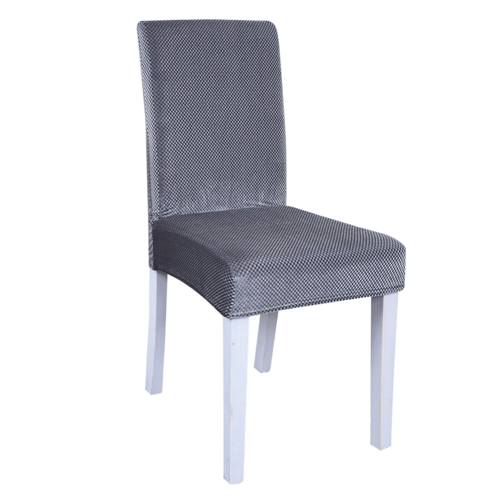 Removable Anti Fouling Stretch Hotel Washable Dining Room Chair Cover Reusable Wedding Festival Party