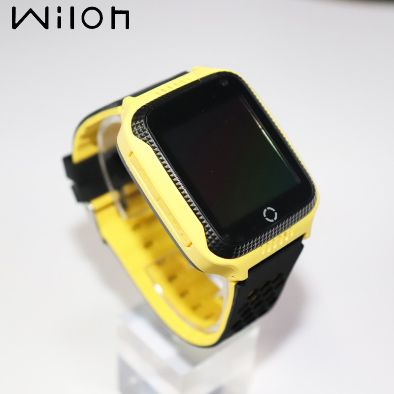 2018 new GPS tracking watch for kids touch Screen Baby Watches GPS Smart Watch SOS Location Position Flashlight Camera Q528 Y21