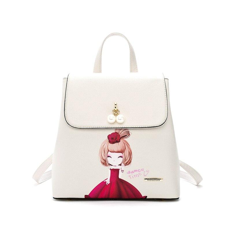 Women Backpack Leather Backpacks Softback Bags Brand Name Bag Preppy Style Bag Casual Backpacks Teenagers Backpack