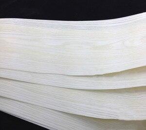 Image 5 - Natural Genuine White Ash Wood Veneer Furniture about 16cm x 220   260cm
