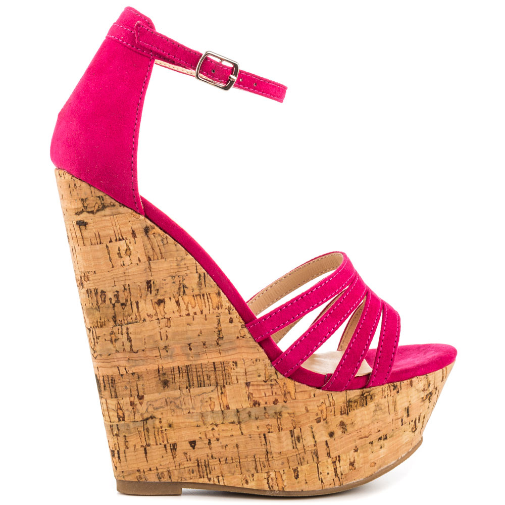 Popular Hot Pink Sandal-Buy Cheap Hot Pink Sandal lots from China ...