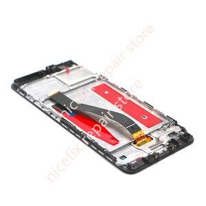 Image 4 - Huawei P10 VTR L09 VTR L10 VTR L29 LCD Display Touch Screen Digitizer Con Telaio di Montaggio di Ricambio Per Huawei P10 LCD