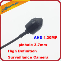 AHD Analog Pinhole 3 7mm High Definition Surveillance Camera 1200TVL AHDM 1 30MP 720P AHD CCTV