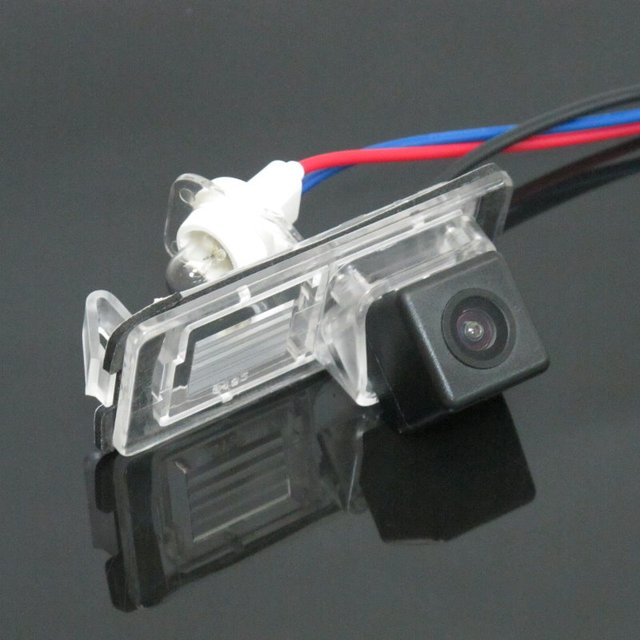 FOR Renault Clio 4 2012~2016 – Car Parking Camera / Rear View Camera / HD Night Vision + Water-Proof + Reversing Back up Camera