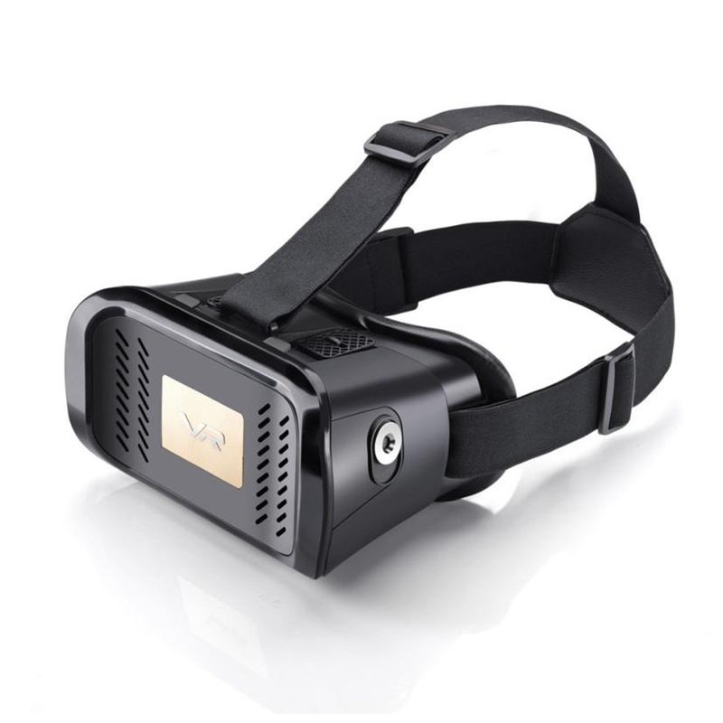 2016 HOT SALE 3D Virtual Reality VR SHINECON Movie Game Glasses For 4