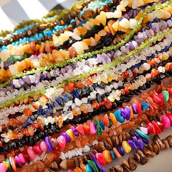 Natural Stone Beads Chips 5-8mm Agates Turquolse Strand 16 inch Lrregular Gravel Bead Diy Bracelet Supplies For Jewelry Making цена 2017