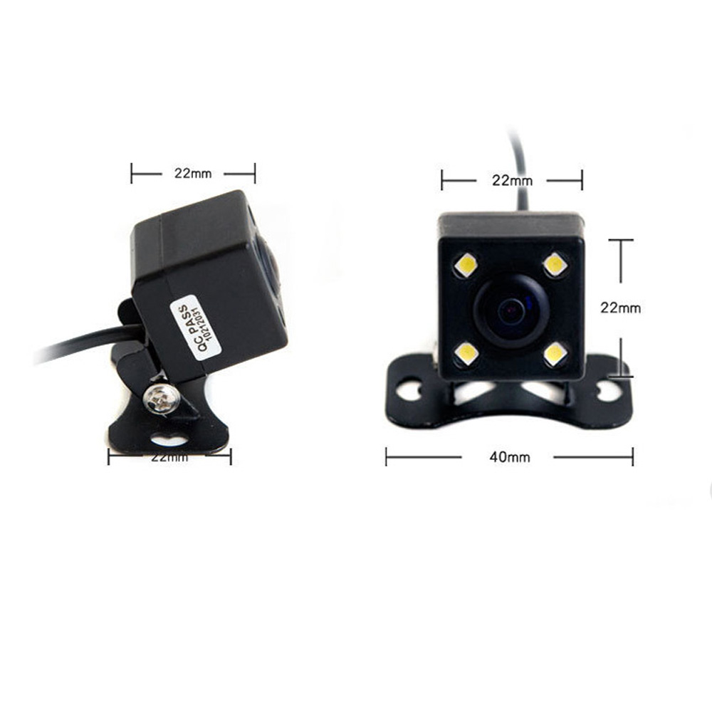 ANSHILONG 4 LED-achteruitrijcamera Back-upcamera Moving Dynamic - Auto-elektronica - Foto 5
