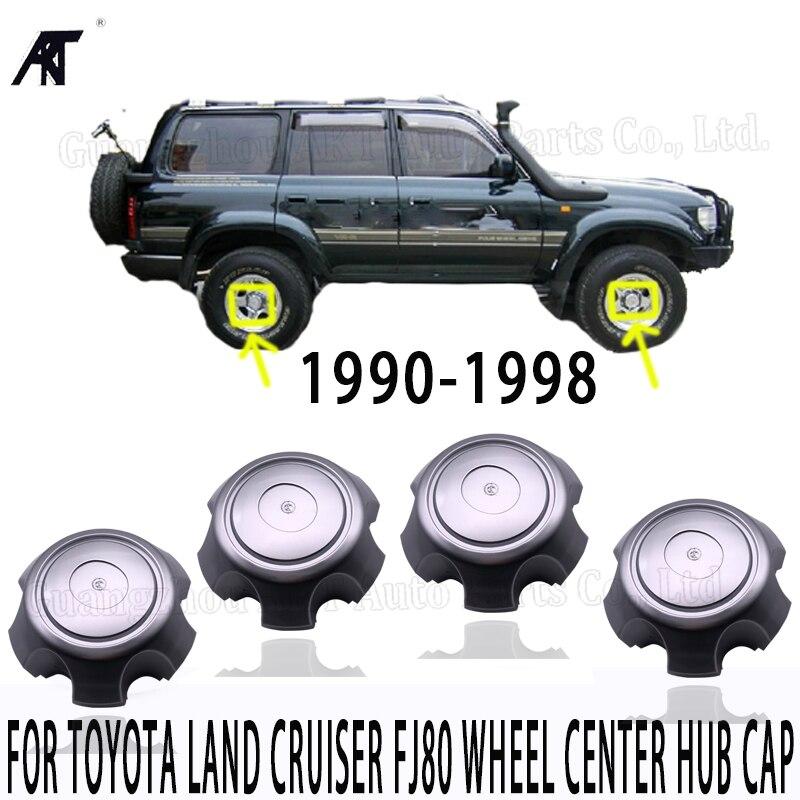 Wheel Center Hub Cap FOR Toyota Land Cruiser Fj80 1990-1998 Wheel Center Hub Cap