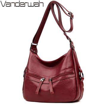 Luxury Handbags Women Bags Designer Crossbody Bags For Women 2020 Shoulder Bag Women Purses And Handbags Sac A Main Femme bolsa - DISCOUNT ITEM  39 OFF Luggage & Bags
