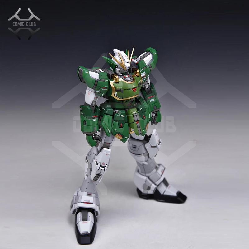 COMIC CLUB Refitting Suite of GK resin for Gundam MG 1/100 SHENLONG Gundam/Altron Gundam